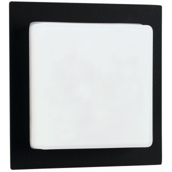 Albert 6219 house number light black, 1-light source