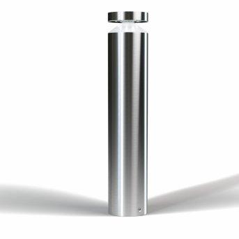 LEDVANCE ENDURA pedestal light stainless steel, 1-light source