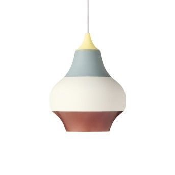 Louis Poulsen CIRQUE Pendant Light white, 1-light source