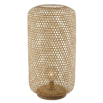Globo MIRENA Floor Lamp brown, 1-light source