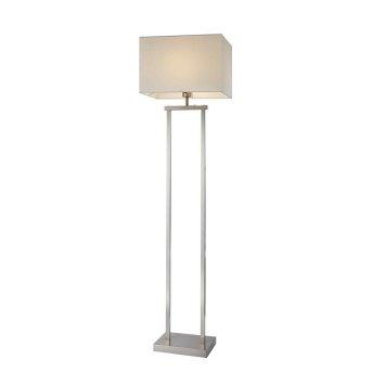 Nino Leuchten SYDNEY Floor Lamp LED matt nickel, 2-light sources