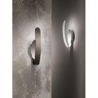 Fabas Luce LEVANTO Wall Light LED white, 1-light source
