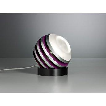 Tecnolumen Bulo Table lamp LED purple, 1-light source