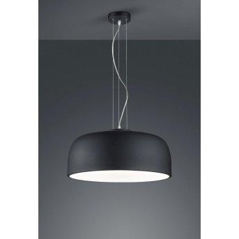 Trio BARON Pendant Light black, 4-light sources