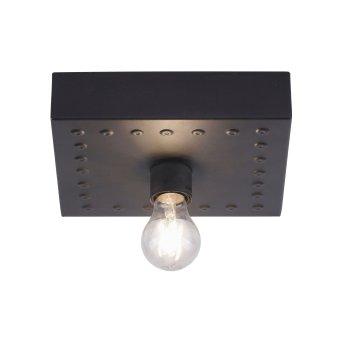 Ceiling Light Leuchten Direkt SAMIA black, 1-light source