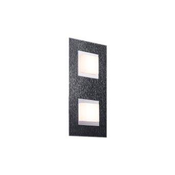 Grossmann BASIC Ceiling light LED anthracite, 2-light sources