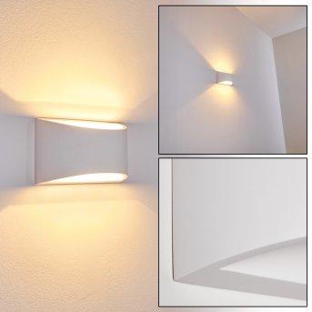 Patea Wall Light white, 1-light source