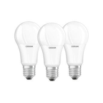 Osram LED E27 13 Watt 4000 Kelvin 1521 Lumen Set of 3