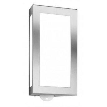 CMD AQUA LONG Wall Light stainless steel, 1-light source, Motion sensor