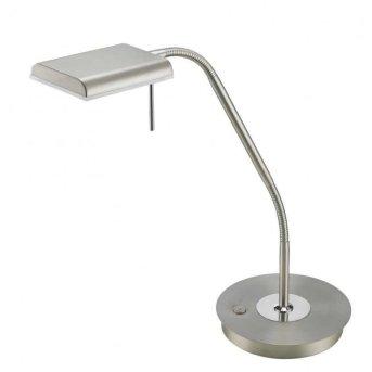 Sorpetaler Bergamo table lamp LED matt nickel, 1-light source