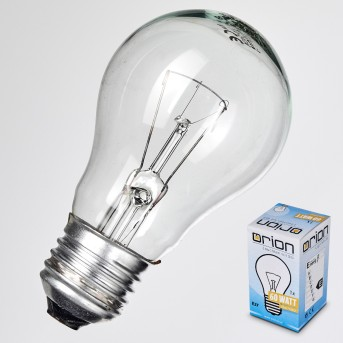 Light bulb E27 60 Watt
