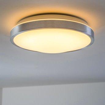 Wutach ceiling light white, 1-light source