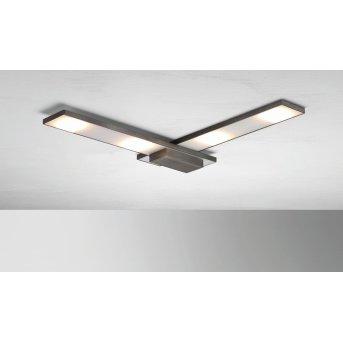 BOPP SLIGHT ceiling light LED anthracite, 4-light sources