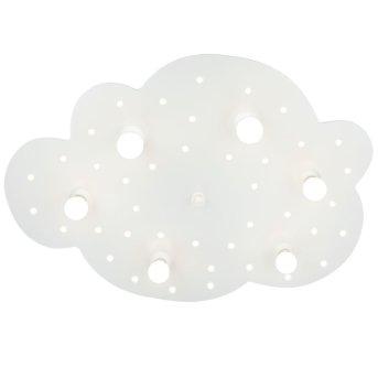 Elobra WOLKE Wall Light white, 6-light sources