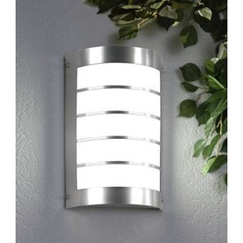 CMD AQUA MARCO Wall Light stainless steel, 1-light source