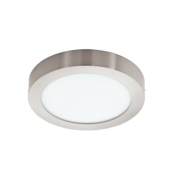 Eglo FUEVA-C ceiling light LED matt nickel, 1-light source, Colour changer