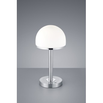 Trio BERLIN Table Lamp LED matt nickel, 1-light source
