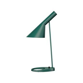 Louis Poulsen AJ Table Lamp green , 1-light source