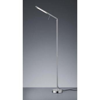 Trio FILIGRAN floor lamp LED matt nickel, 1-light source