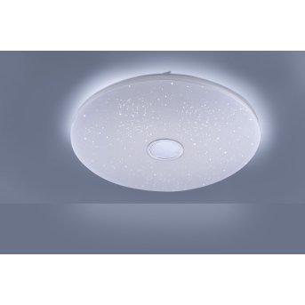 Leuchten Direkt JONAS Ceiling Light LED white, 1-light source, Remote control