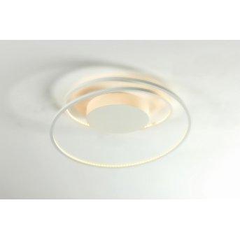 Bopp AT ceiling light LED white, 1-light source