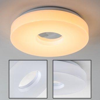 Loris ceiling light LED white, 1-light source
