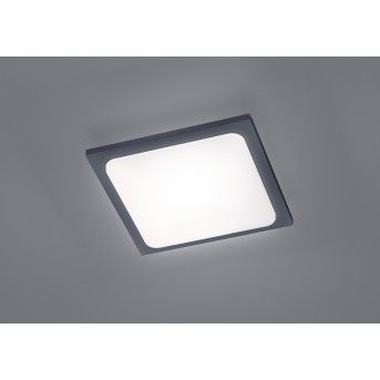 Trio TRAVE Ceiling light LED anthracite, 1-light source