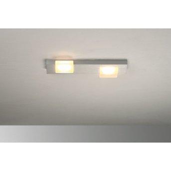 Bopp Lamina Ceiling Light LED aluminium, 2-light sources