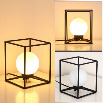 Legano Table Lamp black, 1-light source