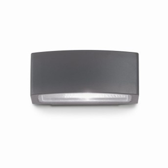 Ideal Lux ANDROMEDA Outdoor Wall Light anthracite, 1-light source
