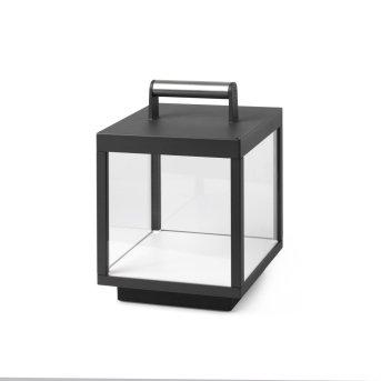 Faro Barcelona KERALA Table Lamp LED anthracite, 1-light source