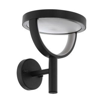 EGLO CONNECT FRANCARI-C Wall Light LED black, 1-light source