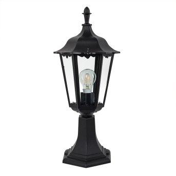 KS Verlichting Ancona Pedestal Light black, 1-light source