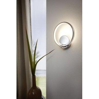 Eglo LASANA wall light LED chrome, 1-light source