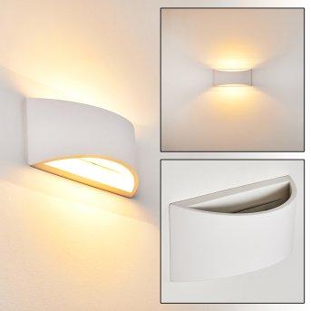 SKORPED Wall Light white, 1-light source