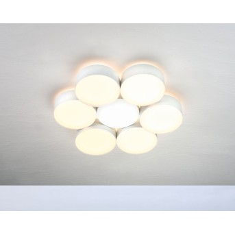 Bopp TOUCH Ceiling Light LED white, 6-light sources