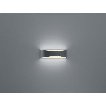 Trio-Leuchten Konda Wall Light LED anthracite, 1-light source