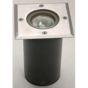 Lutec BERLIN recessed ground light, 1-light source