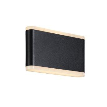 Nordlux AKRON Wall Light black, 2-light sources