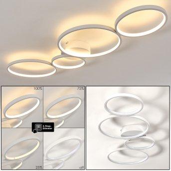 RODEKRO Ceiling Light LED white, 1-light source
