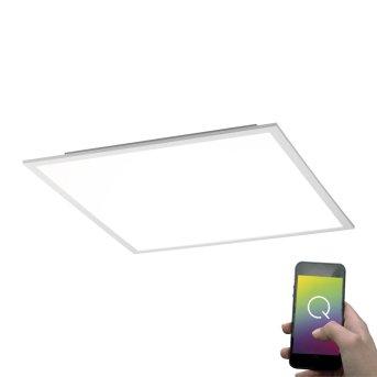 Paul Neuhaus Q-Flag Ceiling Light LED white, 1-light source, Remote control