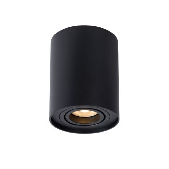 Lucide TUBE Ceiling Spotlight black, 1-light source