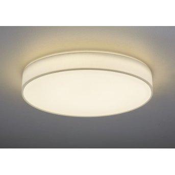Trio LUGANO Ceiling light LED white, 1-light source, Remote control