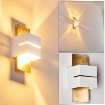 Tora Wall Light gold, 1-light source