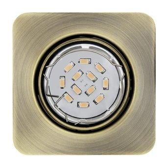 Eglo PENETO recessed light bronzed, 3-light sources