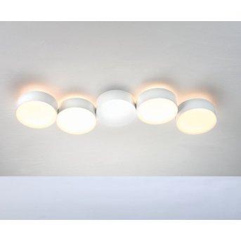 Bopp TOUCH Ceiling Light LED white, 4-light sources