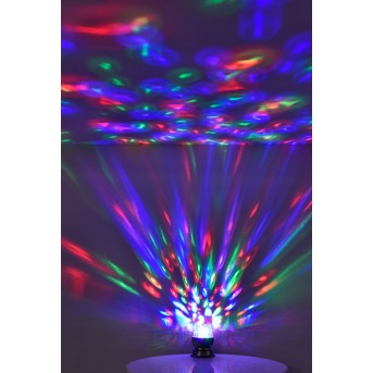 Leuchten Direkt DISCO table lamp LED black, 1-light source, Colour changer