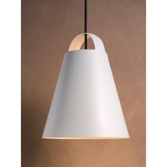 Louis Poulsen ABOVE Pendant Light white, 1-light source