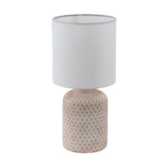 Eglo BELLARIVA Table Lamp white, pink, 1-light source