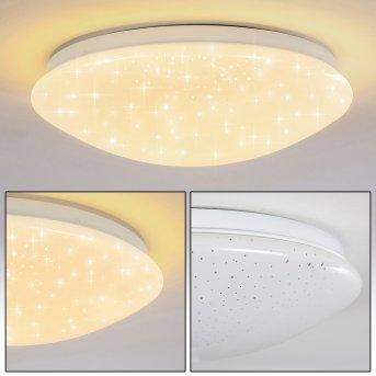 NORTON STAR Ceiling light LED white, 1-light source
